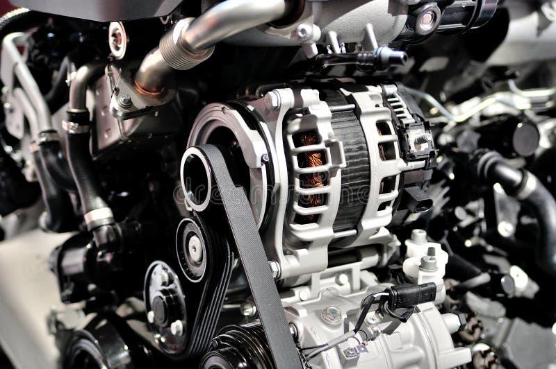 Générateur de voiture photo stock