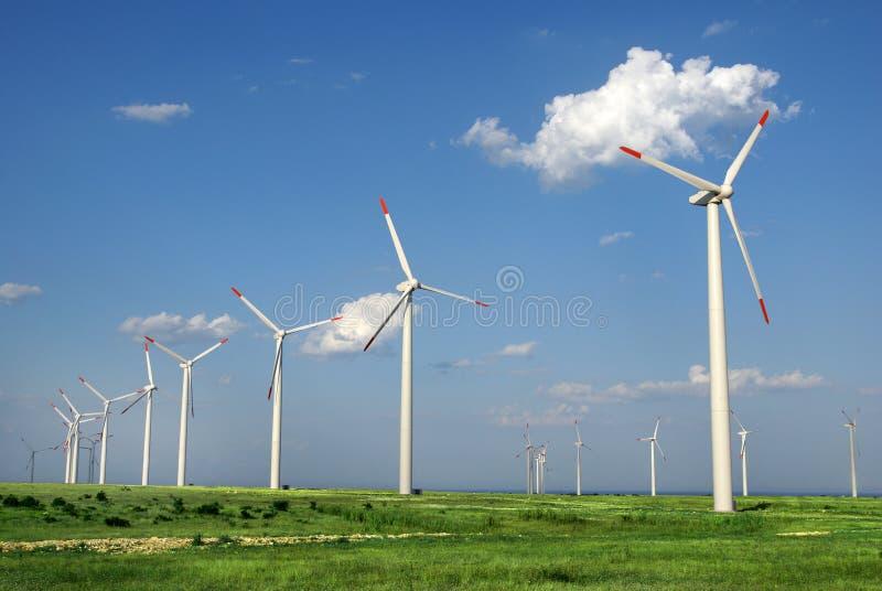 Générateurs de vent images libres de droits