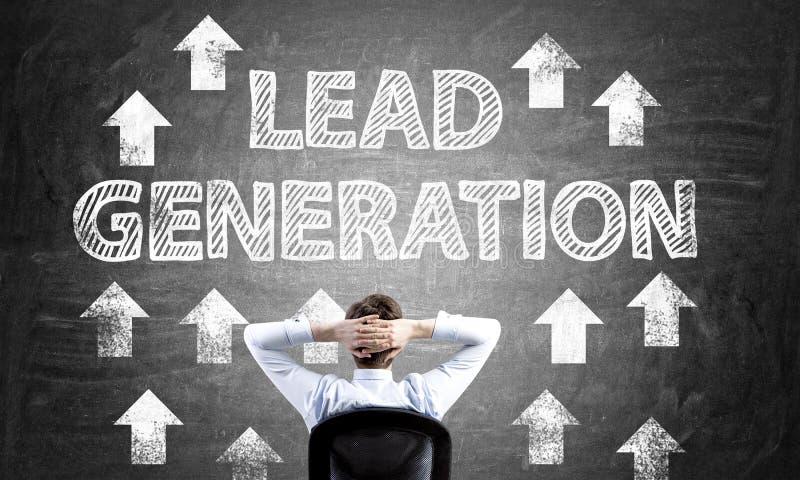génération de leads images libres de droits