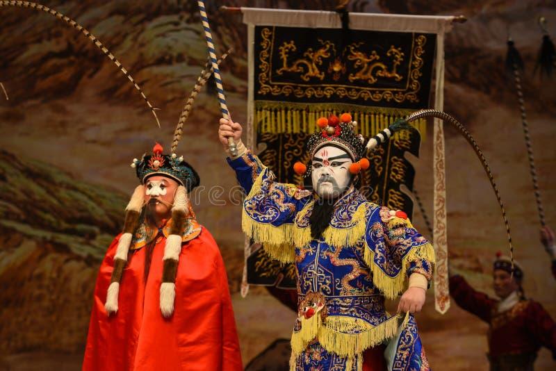 """Généraux de femmes de Pékin Opera"""" de camp de voyou de  de € de Yang Familyâ photo stock"""