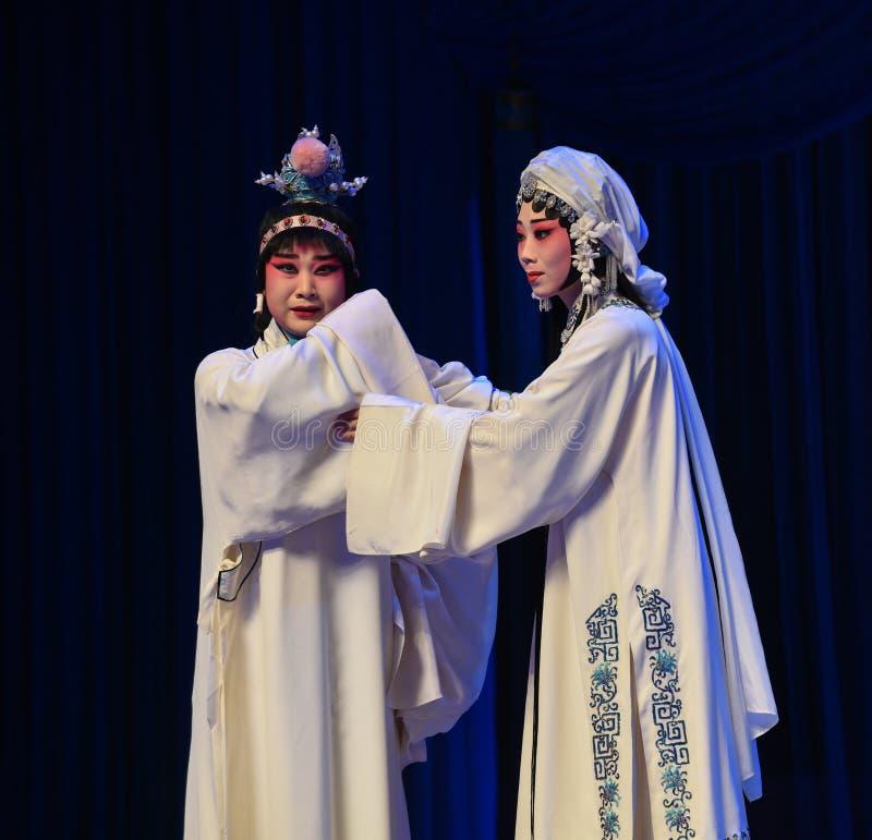 """Généraux de femmes de Pékin Opera"""" de la douleur du père perdu de  de € de Yang Familyâ image stock"""