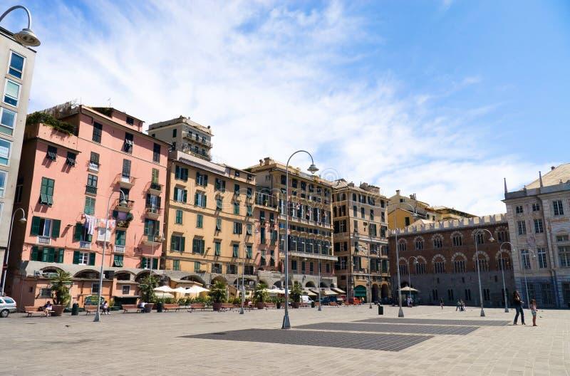 Génova Italia fotografía de archivo