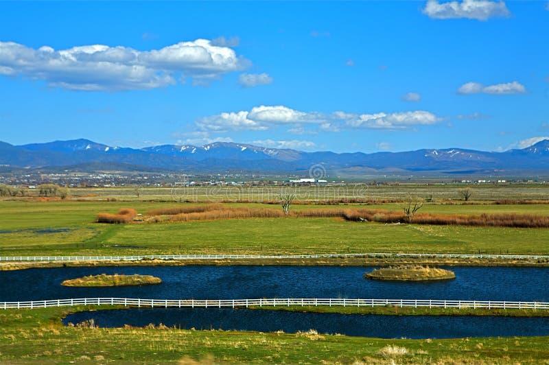 Génova, Nevada foto de archivo