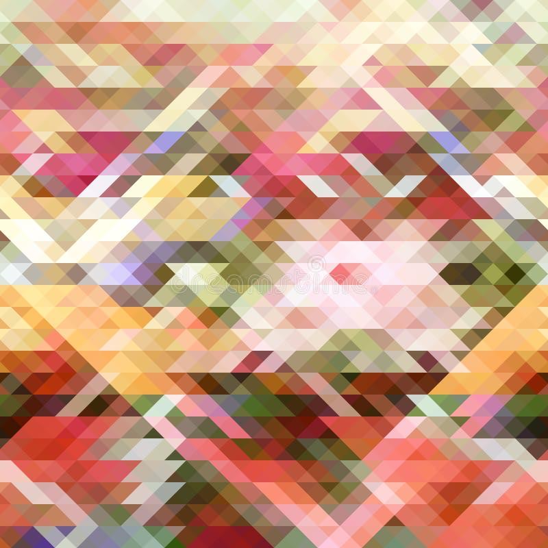Géométrique abstrait image libre de droits