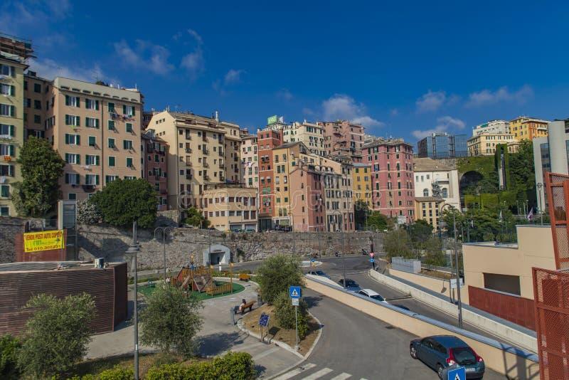Gênes, Italie photo stock