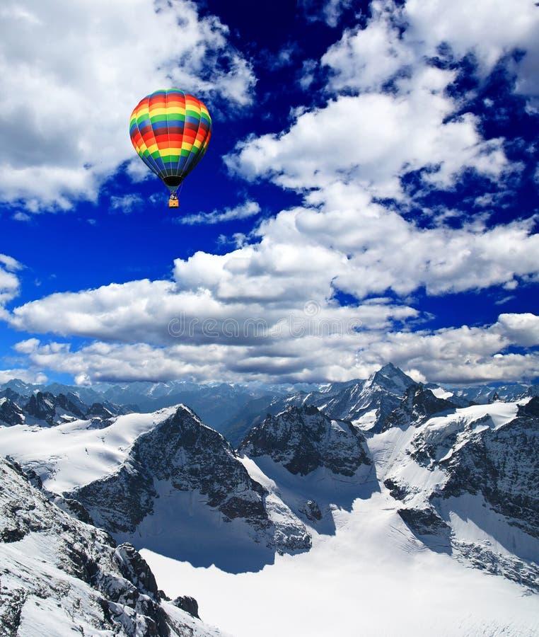 góra śnieg Szwajcarii zdjęcia royalty free