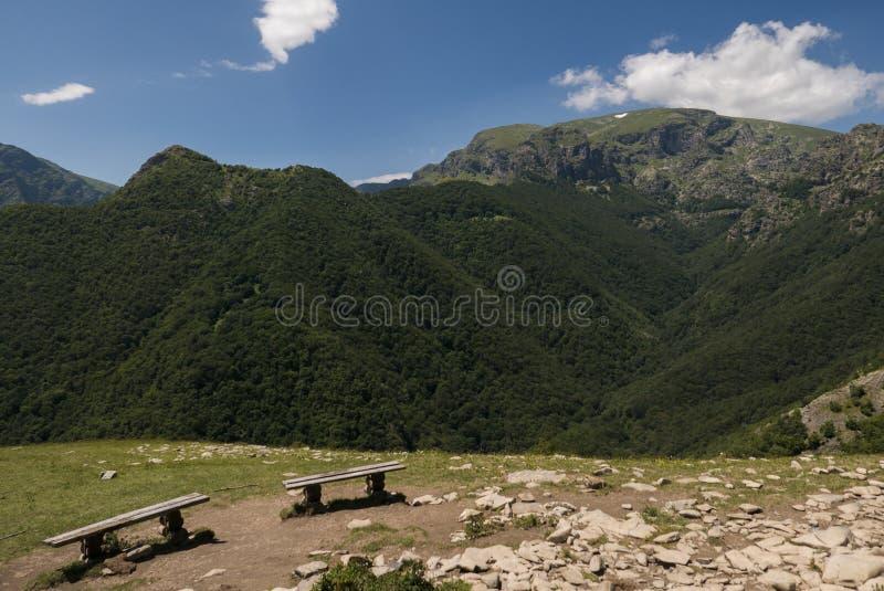 Góra Botev fotografia stock