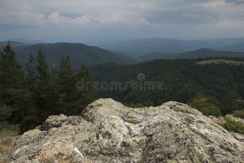 góra burzowa zdjęcia royalty free