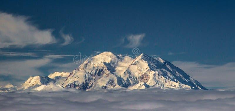 Góra Denali zdjęcia stock