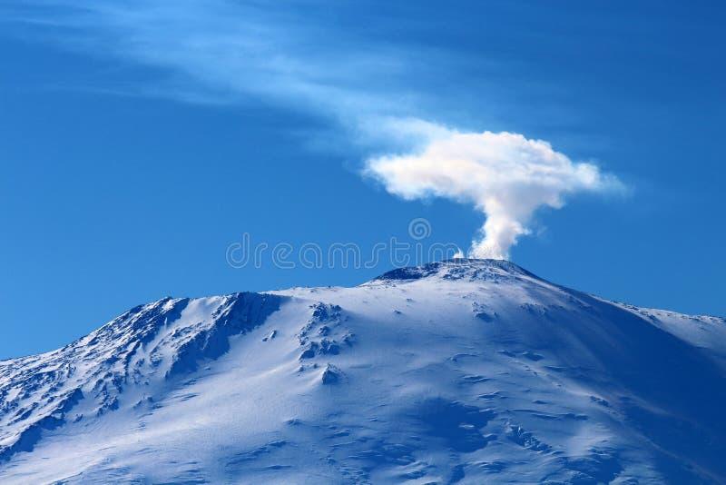 Góra ereb, Antarctica