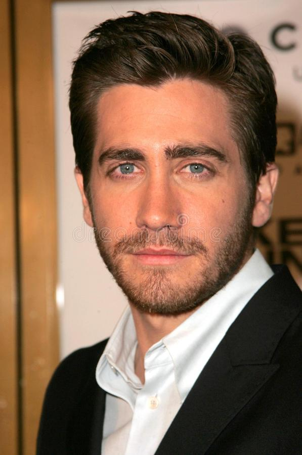 Góra, Jake Gyllenhaal fotografia royalty free