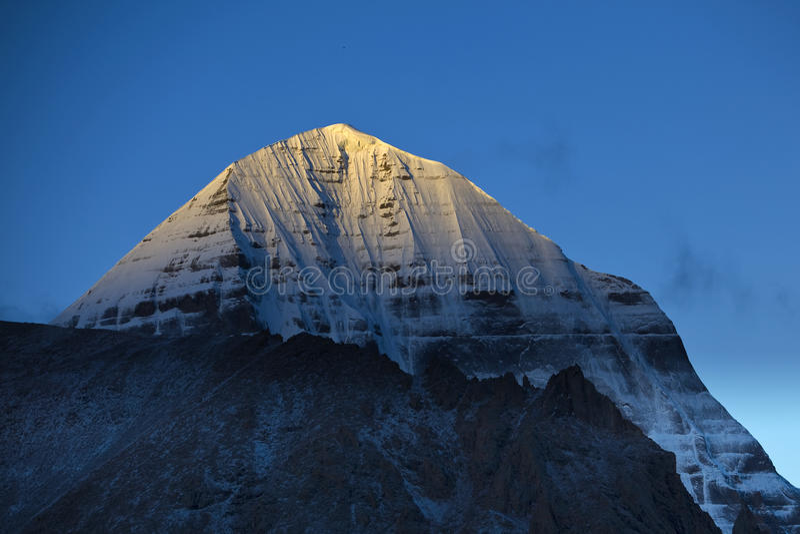 Góra Kailash fotografia stock