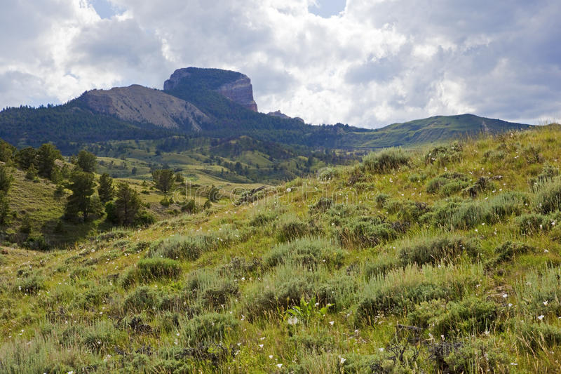 góra kierowy wierzchołek zdjęcie royalty free