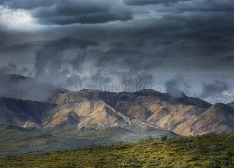 Góra krajobraz fotografia royalty free