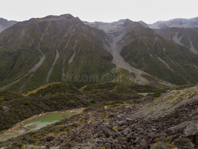 Góra Kucbarski park narodowy jest istnym klejnotem obraz royalty free