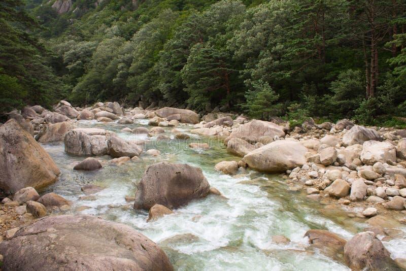 góra Kumgang zdjęcia royalty free