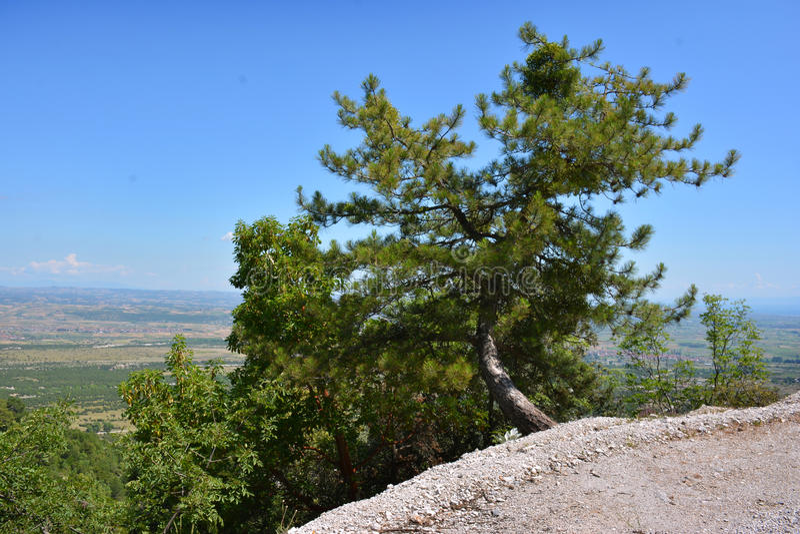 Góra Olympus zdjęcie stock