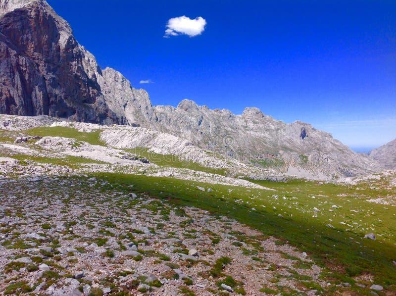 Góra szczyty Europa « zdjęcia royalty free