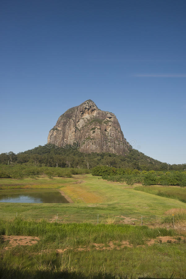 góra tibrogargan zdjęcia stock