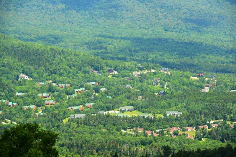 Góra Waszyngton, New Hampshire, usa obrazy stock