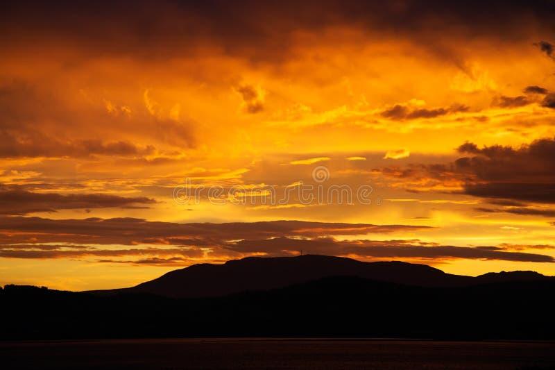 góra Wellington fotografia stock