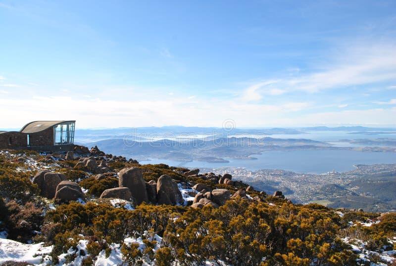 góra Wellington obraz royalty free