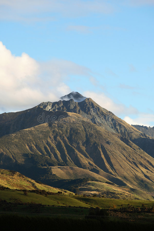 góra wspaniała obrazy stock