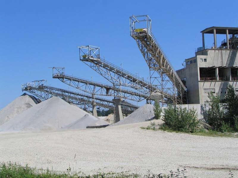 górnictwo obraz stock
