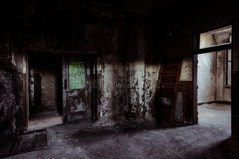 górnika budynek - Springfield, Ohio zdjęcie stock