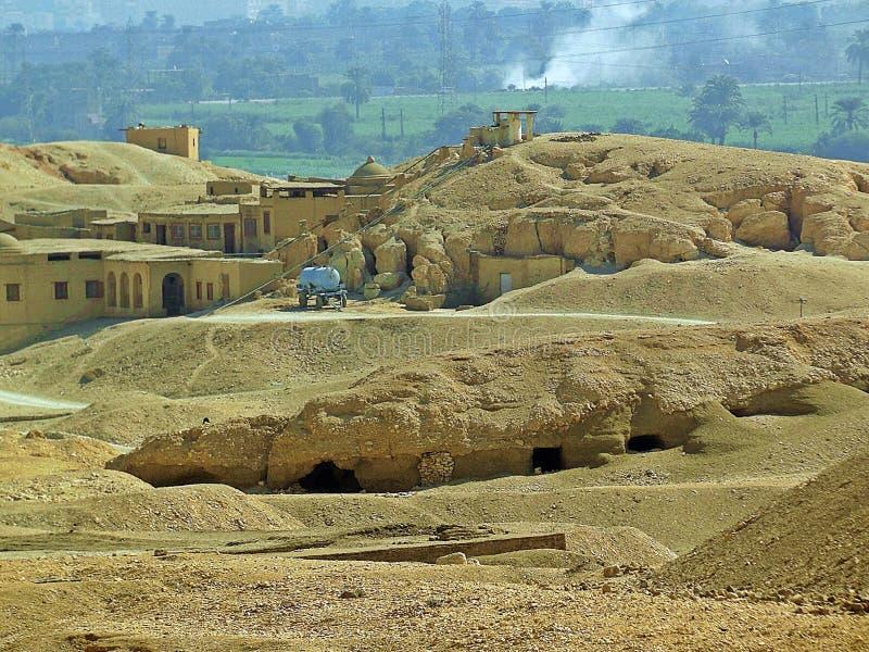 Górny Egipt zdjęcie royalty free