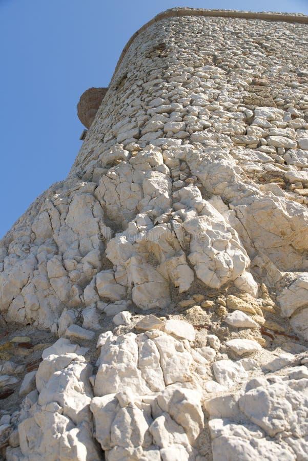 Górskiej chaty d'If, Marseille, Francja obraz royalty free