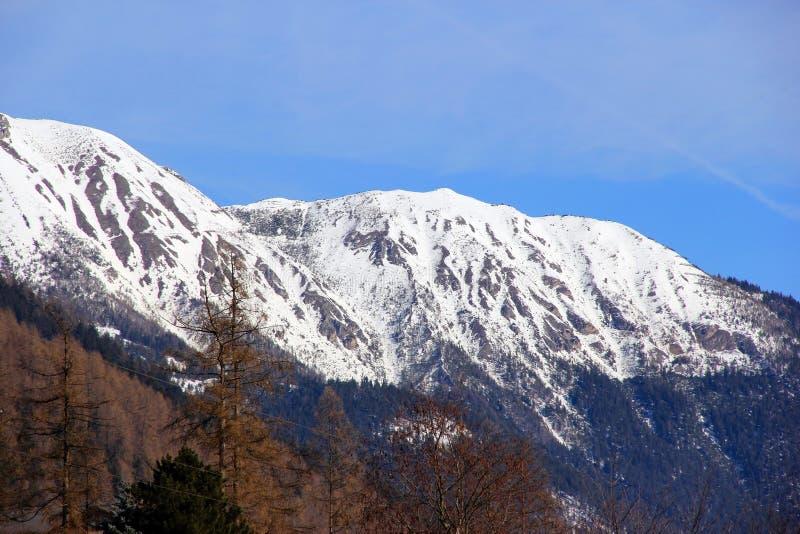 góry śnieżne Austria zdjęcia stock