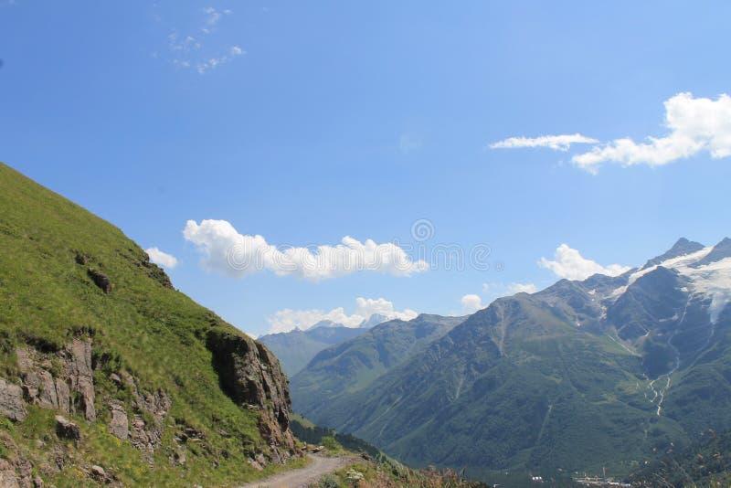 Góry obraz stock