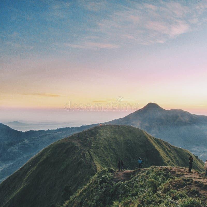 Download Góry andong zdjęcie stock. Obraz złożonej z góra, indonezja - 57653836