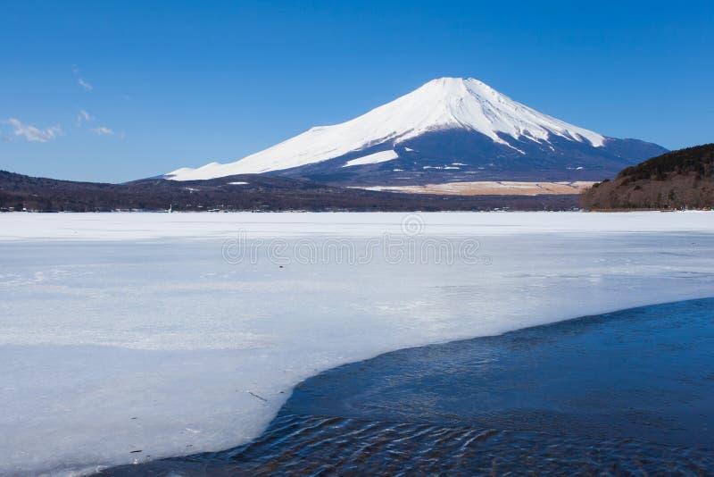góry fuji zdjęcie royalty free