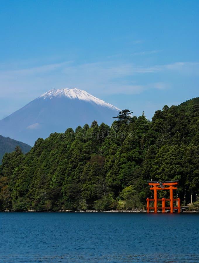 góry fuji zdjęcie stock