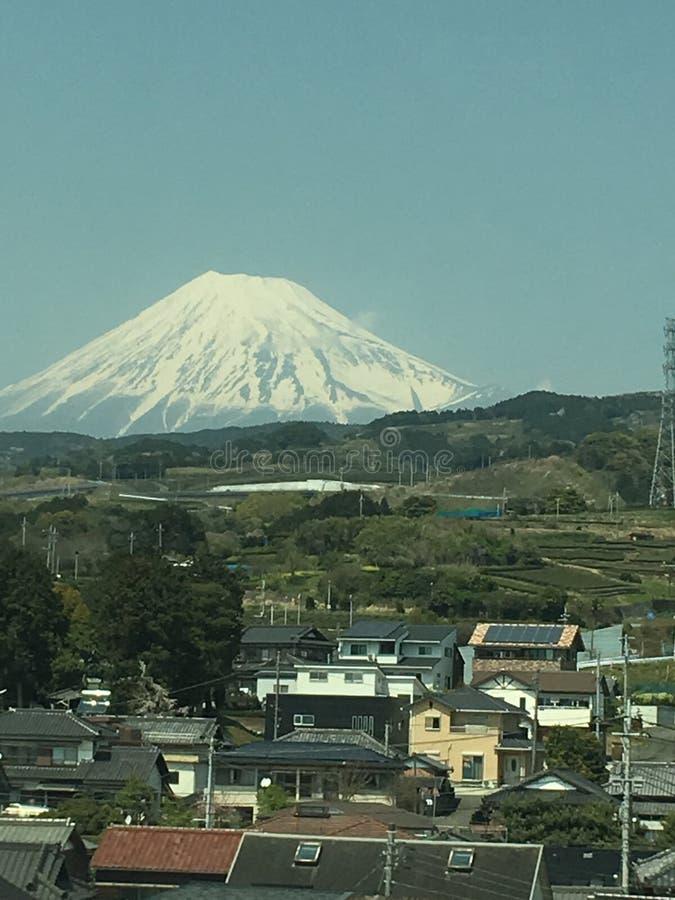 góry fuji zdjęcia stock