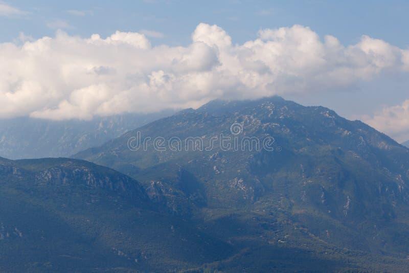 góry greece obrazy royalty free