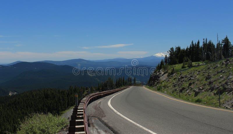 Góry Jefferson sceniczny widok zdjęcie royalty free