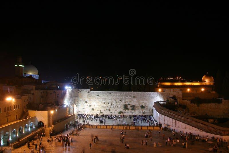 góry jerusalem świątyni zdjęcie royalty free