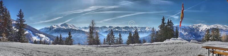 Góry Kaunertal zdjęcie royalty free
