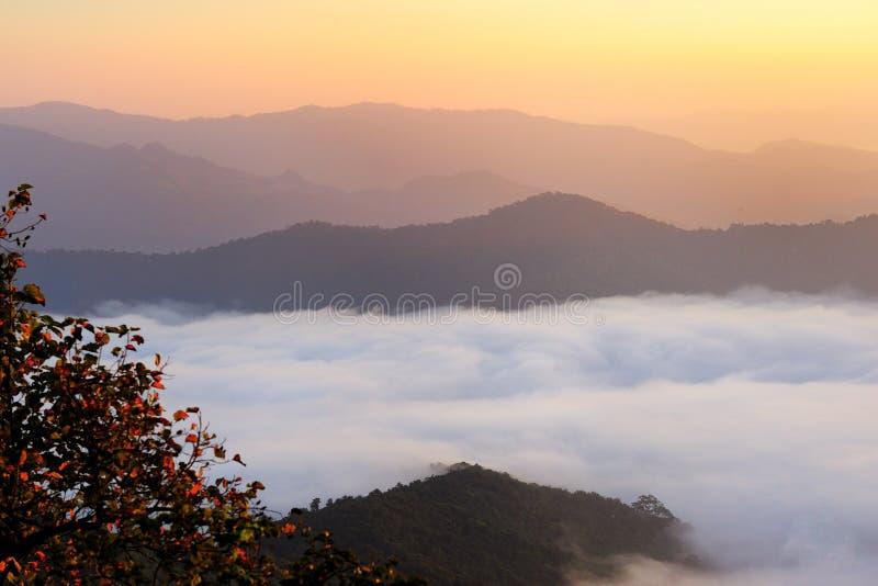Góry mit fotografia royalty free