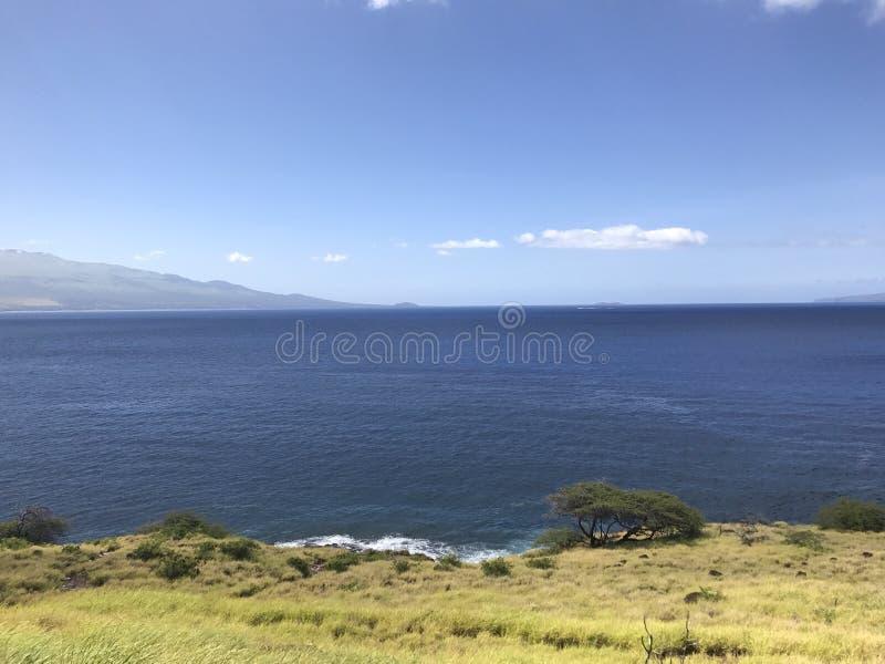 Góry na Maui obraz stock