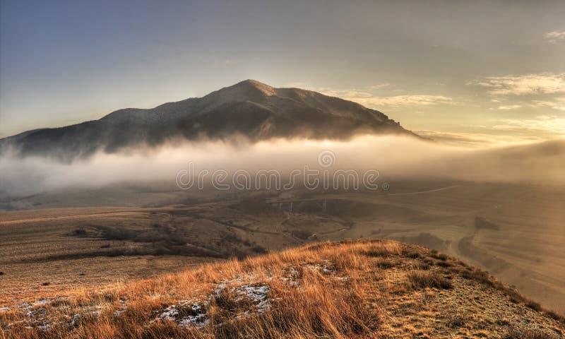 góry orastie zdjęcia royalty free