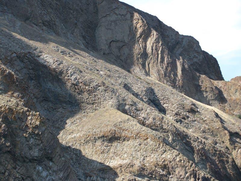Góry południowy wybrzeże Crimea zdjęcia stock