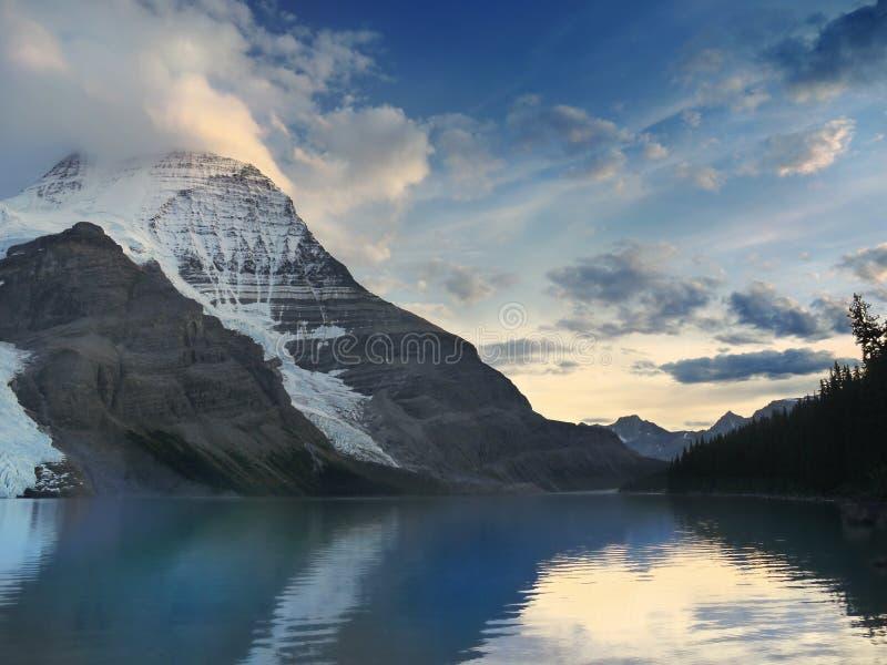 Góry Robson park, Kanada obraz stock