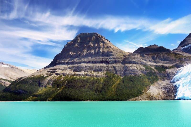 Góry Robson park, Kanada zdjęcie royalty free
