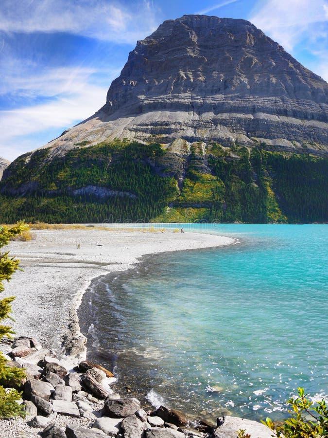 Góry Robson prowincjonału park, kolumbiowie brytyjska, Kanada zdjęcie stock
