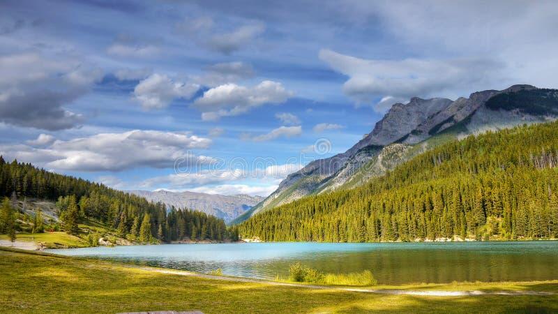 góry skaliste canada obrazy royalty free
