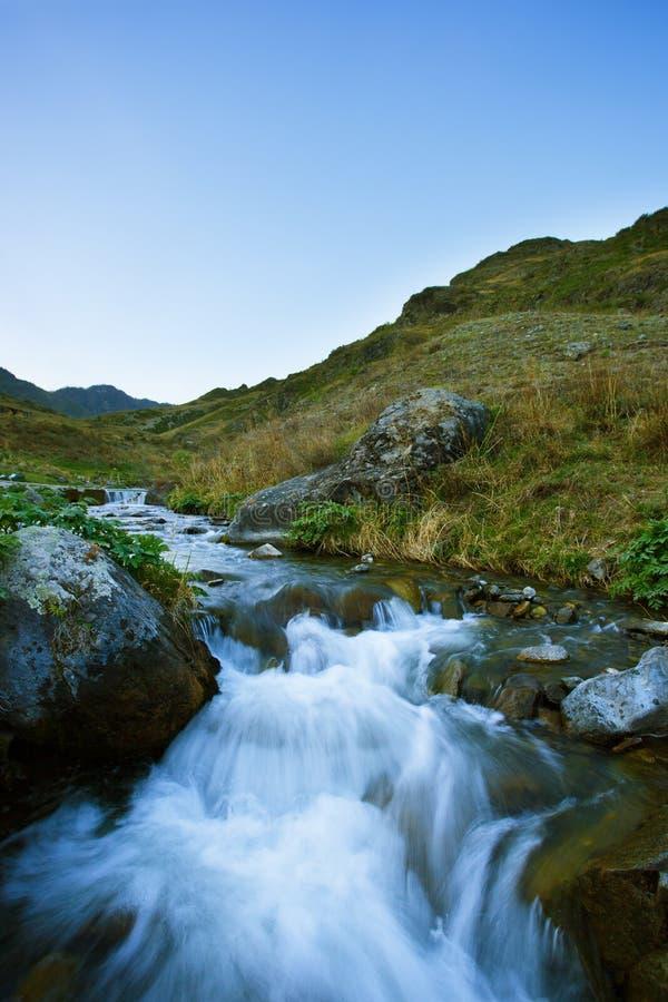 Góry w Altai fotografia royalty free